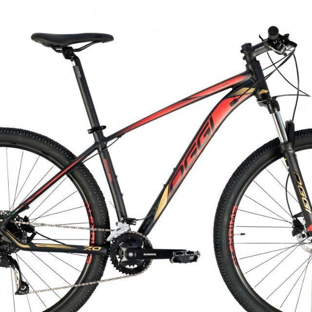 Bicicleta Oggi Big Wheel 7.0 Alivio 2021 - Foto 4