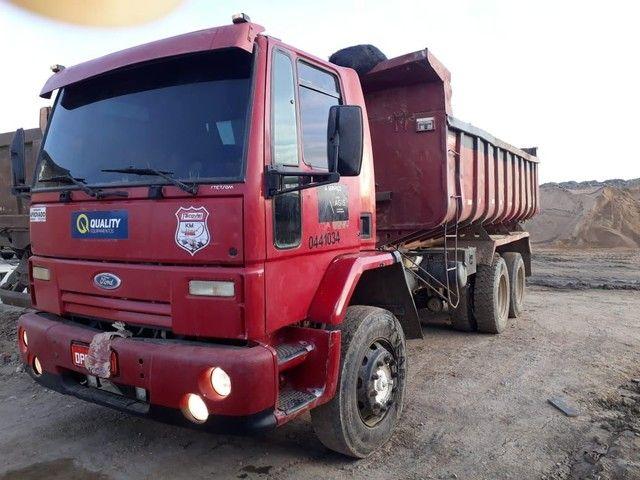 Caçamba Ford Cargo 2422 - Foto 3