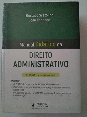 Manual Direito Administrativo Didático