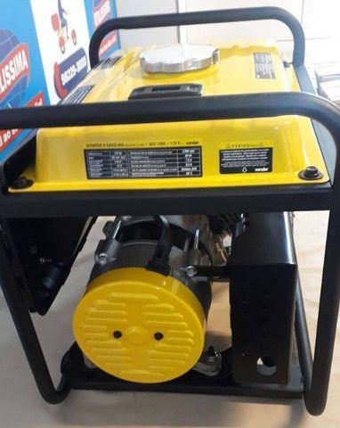 Gerador a gasolina 1.000 w ggv 1000 ? vonder - Foto 2