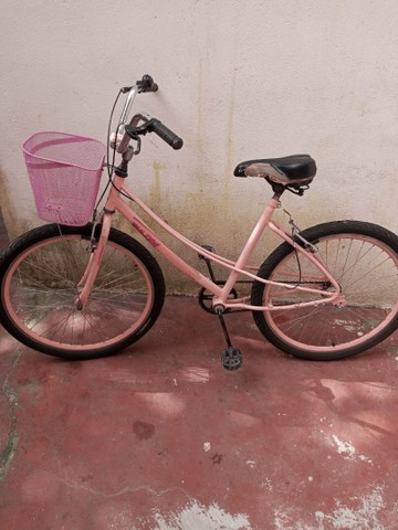 Bicicleta aro 23 semi-nova - Foto 2