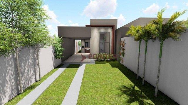 Casa à venda, 150 m² por R$ 280.000,00 - Parque São Jorge - Aparecida de Goiânia/GO - Foto 2