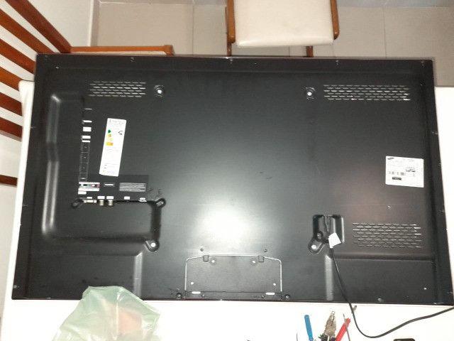 Smart TV Samsung 46 UN-465500RG c/ Defeito (leia antes) - Foto 3