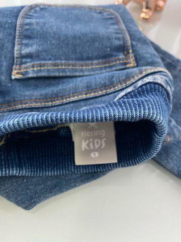 Vendo calça jeans tamanho 1  - Foto 5