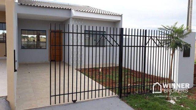 Casa com 2 dormitórios à venda, 57 m² por R$ 140.000,00 - Jardim Primavera - Floresta/PR