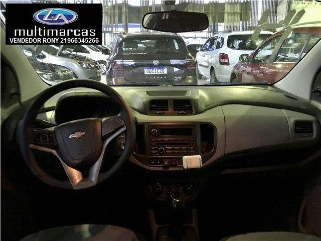 Gm Chevrolet Spin LT 1.8 Aut. 2014 + GNV. Entrada a partir de 8.500,00 + 48x de 699,99 - Foto 8