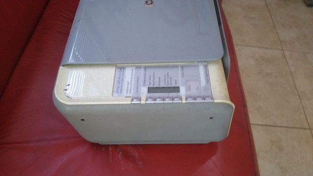Impressora HP ( não está funcionando )
