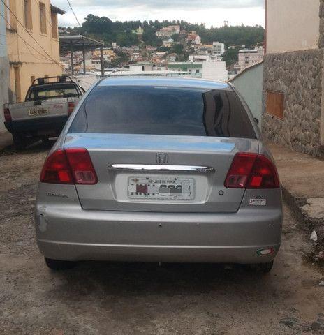 Honda Civic, vendo ou troco - Foto 2