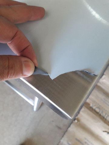 Bancadas de Inox 1.90 x 70 x 90 altura  - Foto 3