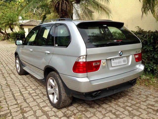 BMW X5 4.4i 2006 - Foto 4