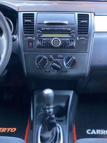 Nissan Tiida  s 1.8 completo legalizado baixo - Foto 7