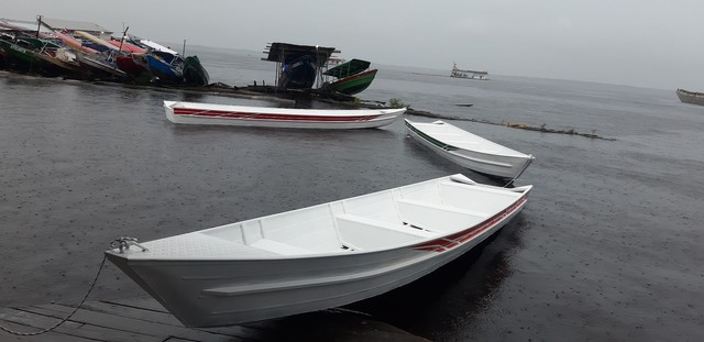 Canoas em alumínio naval  - Foto 10