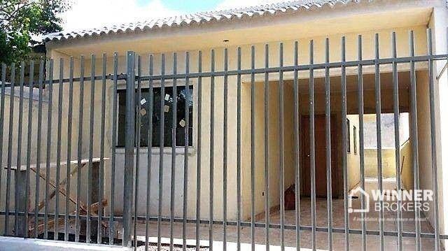 Casa com 2 dormitórios à venda, 70 m² por R$ 220.000 - Jardim Ouro Verde I - Sarandi/PR - Foto 2