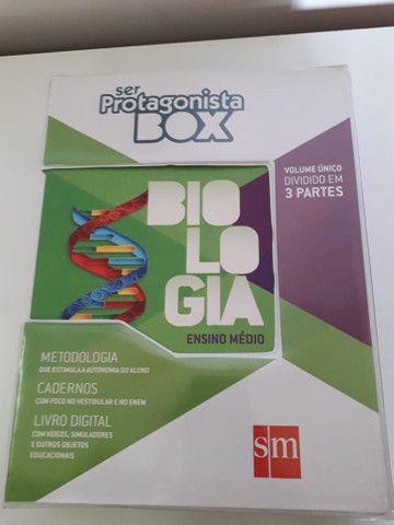 Box Ser Protagonista Biologia (ensino Médio)