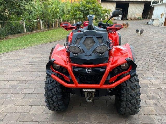 Quadriciclo Can-am XMR 1000 cc - Foto 7