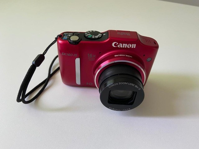 Camera Digital PowerShot SX160 IS - Foto 3