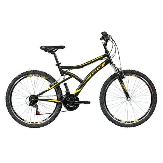 Bicicleta Aro 26 Mountain Bike Caloi Andes 21