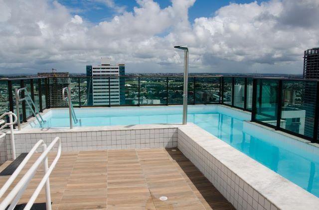 Flat ao lado do Shopping Recife e pertinho da Praia