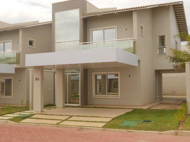 Casa Duplex no Eusébio / 205m² / 04 suítes / 03 vagas - CA0504