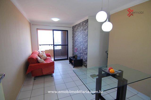 Apartamento 2 quartos em Candelária - Próximo ao Natal Shopping