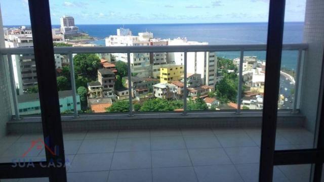 Apartamento residencial para locação, Rio Vermelho, Salvador.