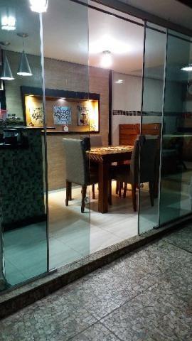 Linda área privativa no Paquetá. 03 quartos , 121 m² de área total