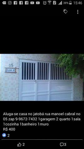 Casa 400.00 996727432 Patos