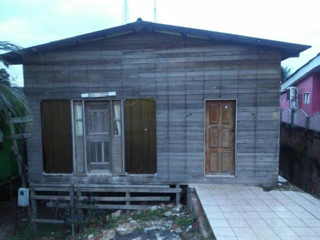 Vendo casa no Novo Buritizal