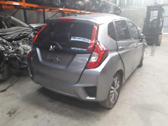 Sucata Honda Fit 2014/15 116cv 1.5 Flex - Foto 3