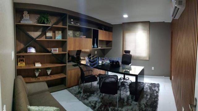Prédio à venda, 324 m² por r$ 1.500.000,00 - jardim das oliveiras - fortaleza/ce - Foto 19