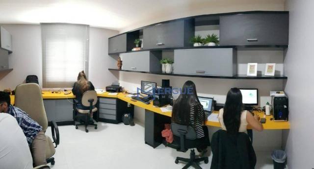 Prédio à venda, 324 m² por r$ 1.500.000,00 - jardim das oliveiras - fortaleza/ce - Foto 17