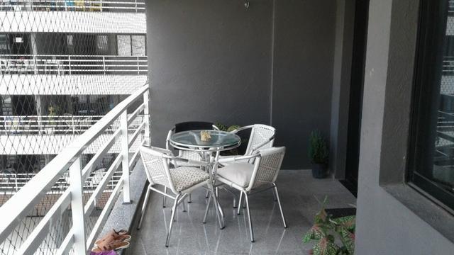 Apartamento nascente no Guararapes - 3 suites e lazer completo - Foto 4