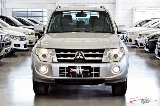Pajero full hpe 3.8 250hp  4x4 modelo 2013 3 portas