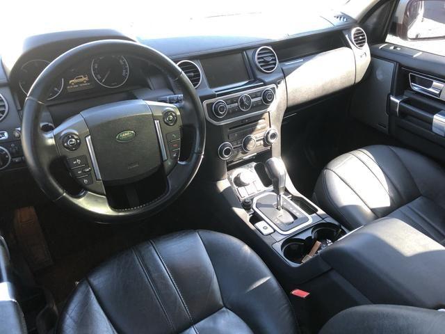 Discovery 4 hse 3.0 tdv6 diesel 2010 - Foto 10