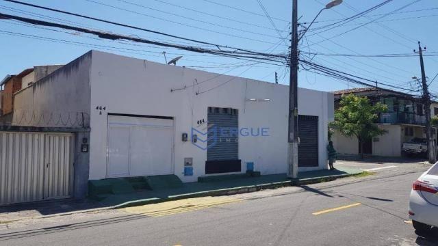 Ponto à venda, 116 m² por r$ 650.000,00 - vila união - fortaleza/ce - Foto 3