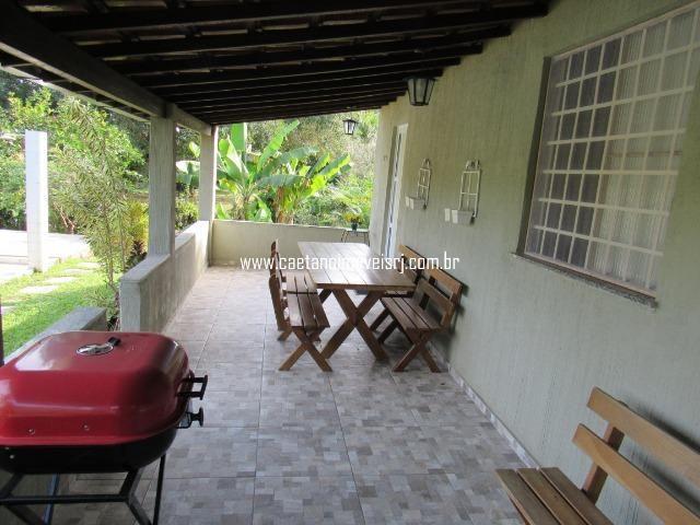 Caetano Imóveis - Sítio de luxo localizado em condomínio de alto padrão (confira!) - Foto 14