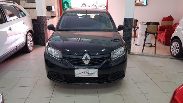 RENAULT SANDERO 2017/2017 1.0 AUTHENTIQUE 16V FLEX 4P MANUAL - Foto 3