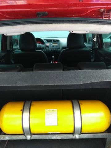 Honda Fit EX Automatico CVT 14/15 - Foto 4