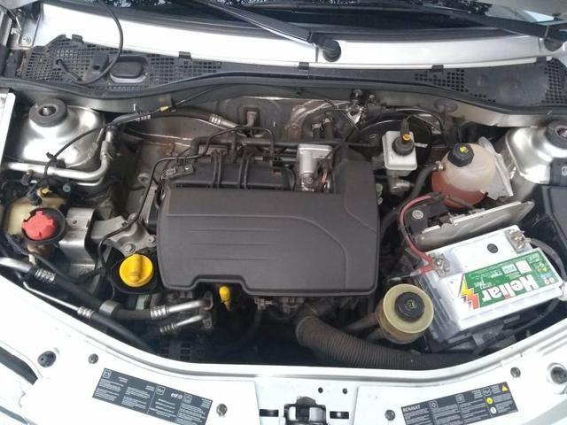 Renault Logan Expression Flex 1.0 16V COMPLETO - Foto 6