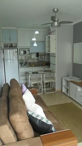 JM - Apto 1 dormitório perto da praia nos ingleses - Foto 18