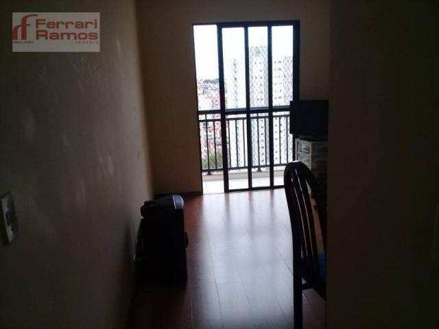 Apartamento com 2 dormitórios à venda, 47 m² por r$ 245.000,00 - portal dos gramados - gua - Foto 7