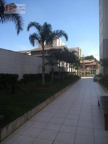 Apartamento com 3 dormitórios à venda, 95 m² por r$ 610.000,00 - vila augusta - guarulhos/ - Foto 19