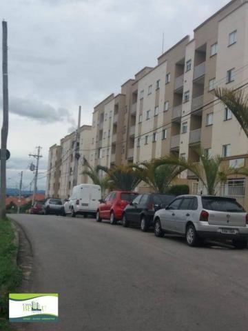 Apartamento com 2 dormitórios à venda, 54 m² por r$ 185.000 - companhia fazenda belém - fr