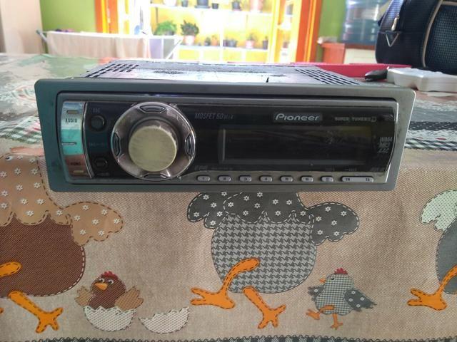 Vendo rádio pionner