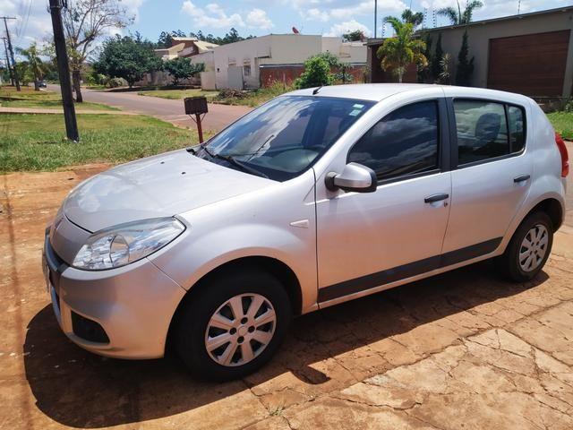 Renault Sandero 2012, 1.0. Bem Abaixo FIPE. BAIXA KM !!
