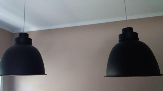 6 persianas semi nova cor prata - Foto 4