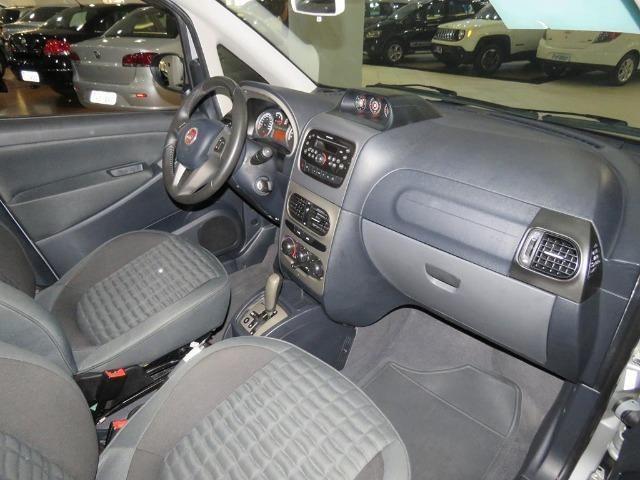 Fiat Idea 1.8 Mpi Adventure 16v Flex 4p Dualogic Automatizado Top de Linha 48.900 Km - Foto 13