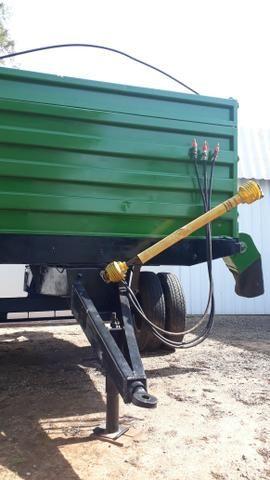 Carreta graneleira stara 7500 kg - Foto 2