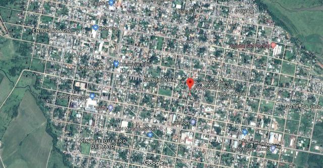 Imóveis Retomados | Prédio Comercial área do terreno 1.089m2 | Bairro Centro | Itaqui/RS