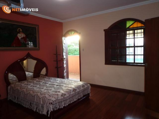 Casa à venda com 4 dormitórios em Alípio de melo, Belo horizonte cod:421325 - Foto 5